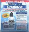 Sinus Rinse orrmosó szett palack + 60 tasak