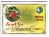 Dr. Chen natúr C-vitamin tabletta csipkebogyó kivonattal 1200 mg 80 db