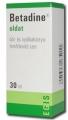 Betadine bőr- és nyálkahártya fertőtlenítő oldat 30 ml