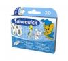 Salvequick gyermek bamse sebtapasz 20 db
