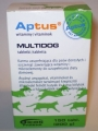 Aptus multidog tabletta vitaminok 150 db