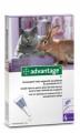 Advantage Spot-on bolha ellen macskáknak és nyulaknak 4 kg felett 80 mg 1 db