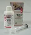 Drontal puppy féreghajtó szuszpenzió kölyökkutyáknak 50 ml