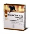 Drontal plus tabletta féreghajtó 35 kg felett 2 db