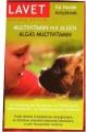 Lavet algás multivitamin tabletta kutyának 50 db