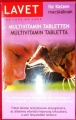 Lavet multivitamin tabletta macskának 50 db