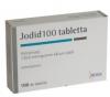 Jodid 100 µg tabletta 100 db