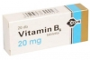 Egis vitamin B6 20 mg tabletta 20 db