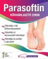 Kulcspatika Parasoftin bőrhámlasztó zokni, 1 pár