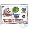 Dr. Chen Q10+ginkgo+omega3 kapszula 30 db