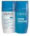 Uriage deo intenzív izzadásgátló golyós dezodor duopack 50 + 50 ml