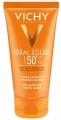 Vichy Idéal Soleil napvédő krém arcra SPF50+ 50 ml