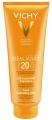 Vichy Idéal Soleil napvédő tej arcra és testre, <br>érzékeny bőrre SPF20 300 ml