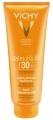 Vichy Idéal Soleil napvédő tej arcra és testre, <br>érzékeny bőrre SPF30 300 ml