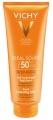 Vichy Idéal Soleil napvédő tej arcra és testre, <br>érzékeny bőrre SPF 50+ 300 ml