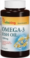 Vitaking omega-3 halolaj 1200 mg gélkapszula 90 db