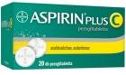 Aspirin plus C pezsgőtabletta 20 db