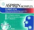 Aspirin komplex forró ital granulátum 10 db