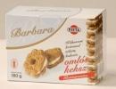 Barbara gluténmentes keksz kókuszos 180 g