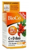 Bioco C+D duo retard C-vitamin 1000 mg + D3-vitamin 100 db