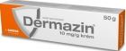 Dermazin 10 mg/g krém égésre, sebekre 50 g