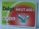 Dolgit akut 400 mg lágy kapszula 20 db