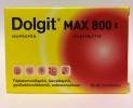 Dolgit max 800 mg filmtabletta 20 db