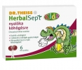 Dr. Theiss HerbalSept nyalóka, köhögésre 6 db