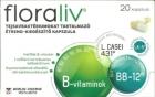 Floraliv tejsavbaktérium kapszula 20 db