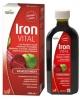 Hübner iron vital folyékony étrend-kiegészítő vassal és vitaminokkal 500 ml