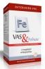 Interherb vital vas + folsav tabletta 60 db