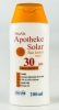 Jutavit apotheke solar SPF30 naptej 200 ml