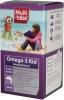 Multi-Tabs Omega-3 Kid feketeribizlis kapszula, 30 db