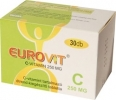 Eurovit C-vitamin 250 mg tabletta 30 db