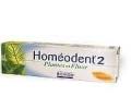Homeodent 2 citrom ízű fogkrém 75 ml