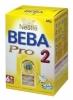 Nestlé Beba 2 Pro tápszer 600 g