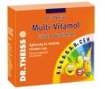 Dr. Theiss multi-vitamol cukorka narancs 50 g