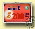 Dr. Chen E-vitamin natural 200mg lágyzselatin kapszula 60 db