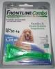 Frontline combo spot-on kutya M (10-20 kg) 1 db