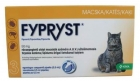 Fypryst rácsepegtető oldat macskáknak 0,5 ml