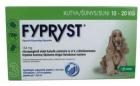 Fypryst rácsepegtető oldat kutyáknak 10-20 kg között 1,34 ml