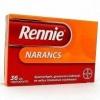 Rennie narancs rágótabletta 36 db