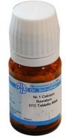 Schüssler-só Nr.1 calcium fluoratum D12 80 db