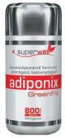 Superwell adiponix green fit kapszula 100 db