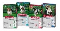 Advantix Spot on bolhairtó kutya 4 - 10 kg között 1 db
