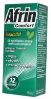 Afrin Comfort mentollal 0,5 mg/ml oldatos orrspray 15 ml