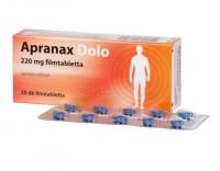 Apranax dolo 220 mg filmtabletta 30 db