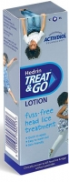 Hedrin Treat and Go tetűirtó oldat, 50 ml