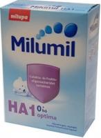 Milumil HA1 optima tápszer 600 g