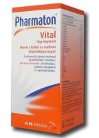Kulcspatika Pharmaton vital lágy kapszula 60 db